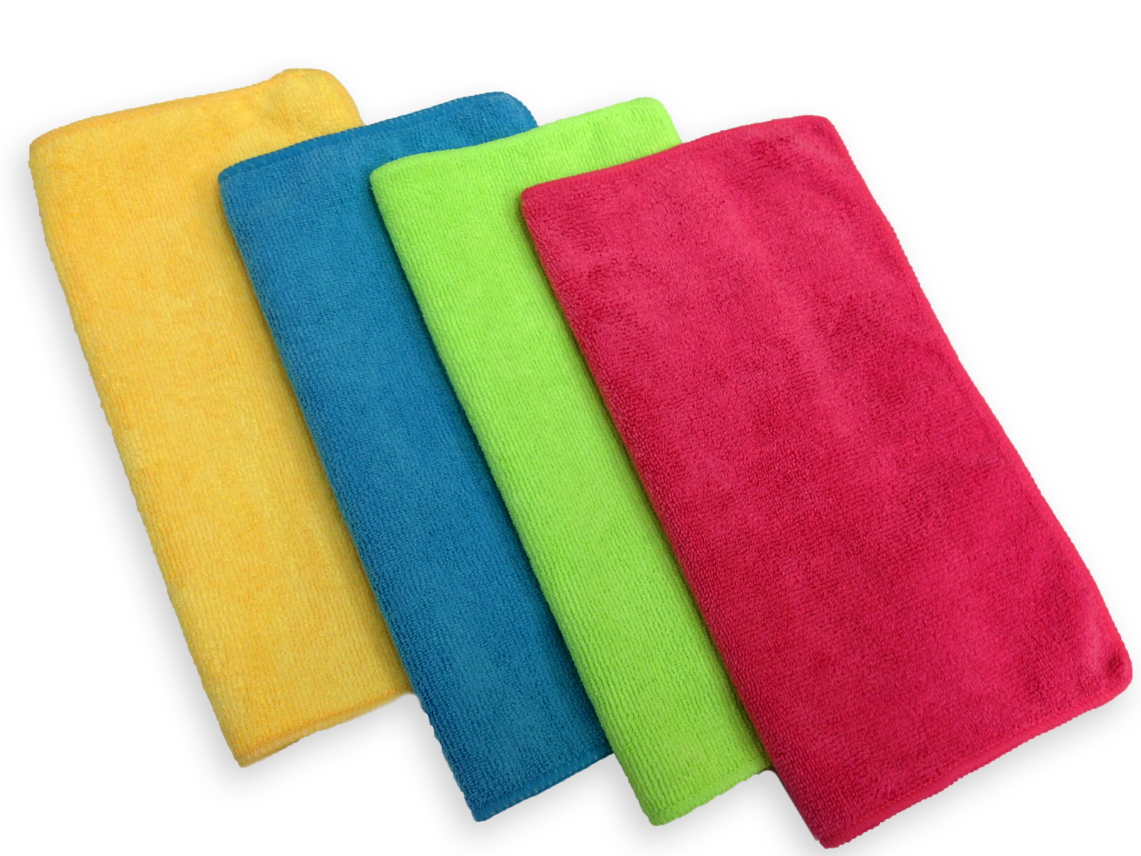 Microfiber Cleaning Cloth 14x14 240ct Box