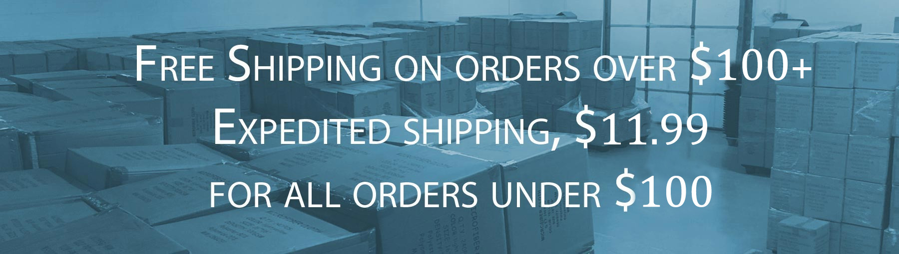 Free Shipping on orders over $59!
